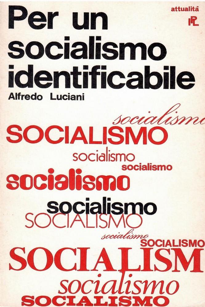 Per un socialismo identificabile