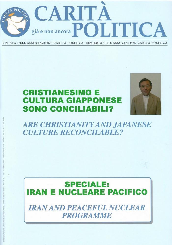 Rivista n. 1-2 settembre 2008